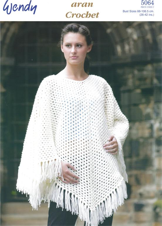Contemporáneo Free Easy Baby Poncho Knitting Pattern Foto - Ideas de ...